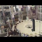 εργοστασιακή μηχανή αυτόματης κάλυψης υψηλής ταχύτητας για περιστροφικό καπάκι μπουκαλιού