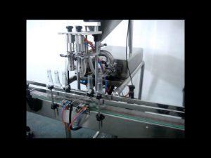 αυτόματη μηχανή πλήρωσης πλυσίματος χεριών διπλής κεφαλής