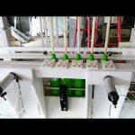 αυτόματη μηχανή πλήρωσης υγρού απολυμαντικού υποχλωριώδους οξέος