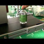 μηχάνημα επισήμανσης αυτοκόλλητων για πλαστικά μπουκάλια νερό