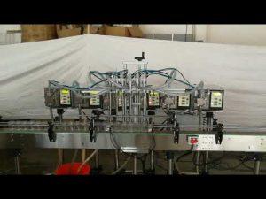 μικρό μηχάνημα αυτόματης αντλίας γραναζιών σαπούνι υγρή πλήρωση τιμή μηχανή