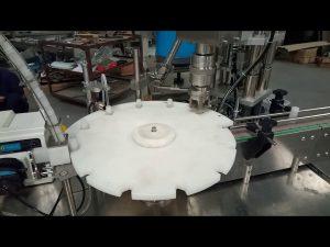 ζεστό πλήρες αυτόματο 10ml 20ml 25ml δοκιμαστικούς σωλήνες γεμίζοντας μηχανή συσκευασίας κάλυψης