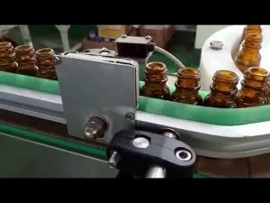 ηλεκτρικό μηχάνημα τσιγάρων μοναδικό δοχείο πλήρωσης, μηχανή πλήρωσης μπουκαλιών χυμού