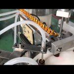 αυτόματο γυάλινο σταγονόμετρο 5-30 ml φιαλίδιο σταγονόμετρου μικρού μπουκαλιού και μηχανή κάλυψης υγρού πλήρωσης