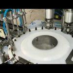 πλήρης αυτόματη μηχανή κάλυψης πλήρωσης αιθέριου ελαίου μικρού όγκου