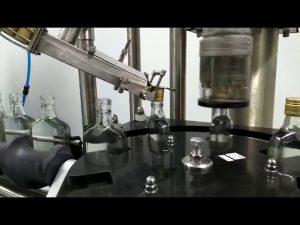 Μηχανή πώματος βιδών μπουκαλιών κρασιού