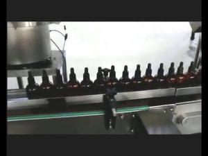 αυτόματο βερνίκι νυχιών αρώματα σταγόνες ματιών μηχανή γεμίσματος φίλτρου