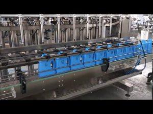 Αυτόματη απολυμαντική μηχανή πλήρωσης υγρού σαπουνιού, μηχανή πλήρωσης φιάλης εμβόλου