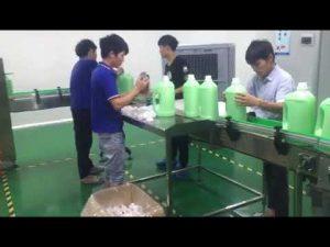 πλυντήριο υγρού σαμπουάν πλήρωση τιμή μηχανή
