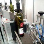 αυτόματη μηχανή ετικετών διπλής όψης και στρογγυλής φιάλης υψηλής ταχύτητας