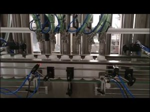 αυτόματη μηχανή πλήρωσης απολυμαντικών χεριών