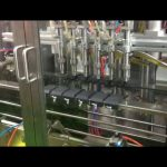 plc έλεγχος αυτόματη μηχανή πλήρωσης ελαιολάδου εμβόλου