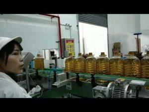 λιπαντικό μοτέρ κινητήρα υδραυλική αντλία αυτοκινήτου μπουκάλι λάδι πλήρωσης γραμμή παραγωγής μηχανή