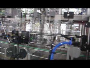 αυτόματη μηχανή υγρού πλήρωσης γέλης απολυμαντικού χεριών