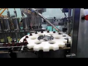 μηχάνημα πλήρωσης και σφράγισης λαδιού υδρομετρικού οξέος hdpe foundation flowmeter