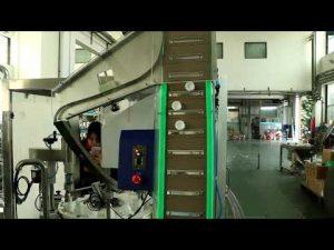 αυτόματη ιατρική απολύμανση υγρό, πάστα, μηχανή πλήρωσης μελιού